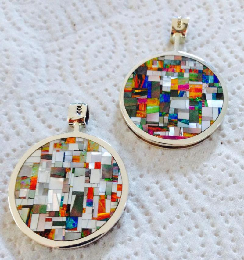 Colin Coonsis Pendants