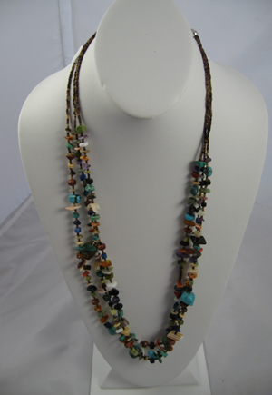 Heishi Necklace