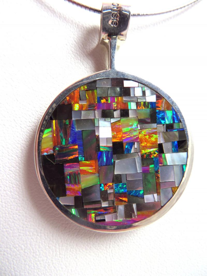 Colin Coonsis Pendant