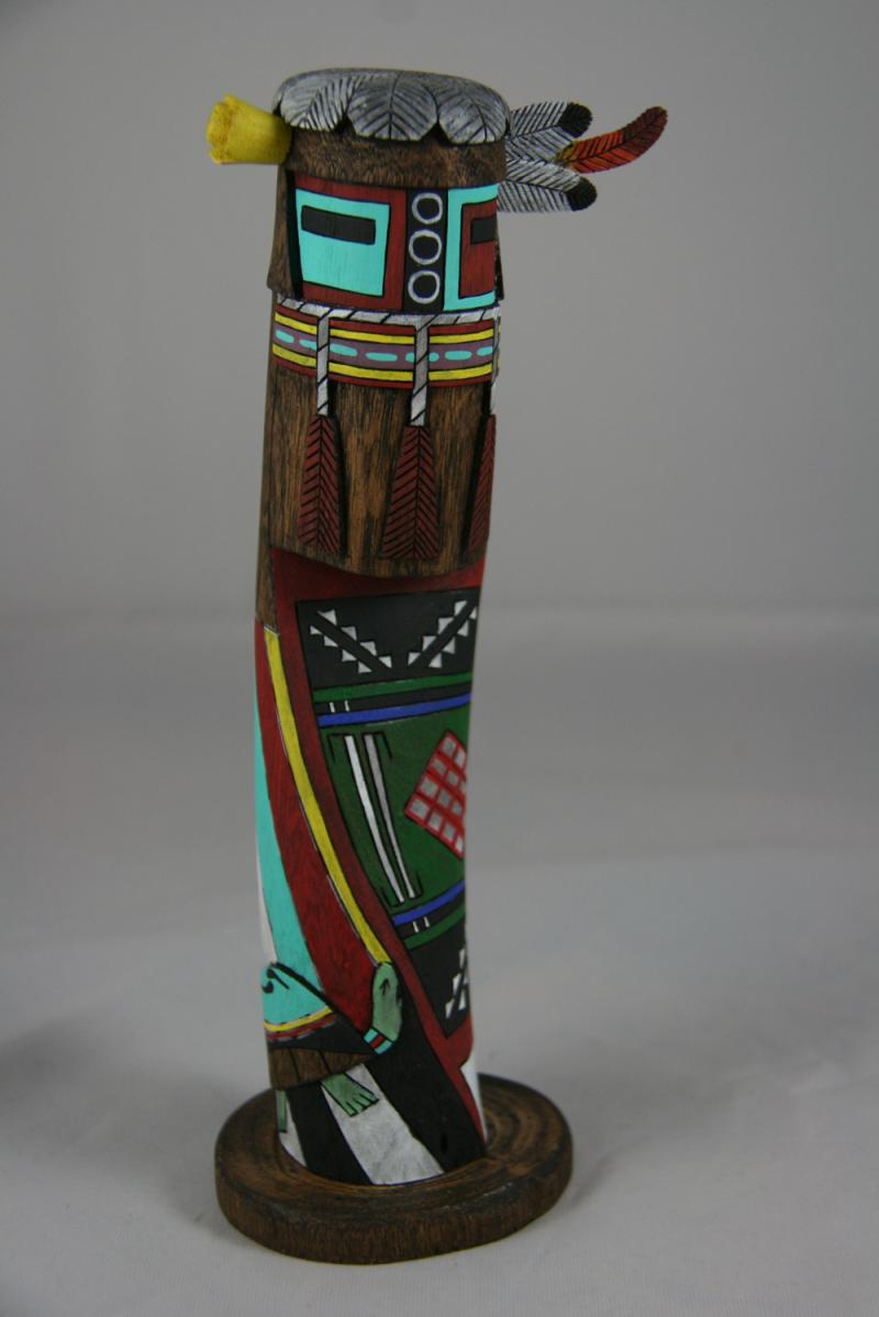 Hopi Turtle Kachina Carving